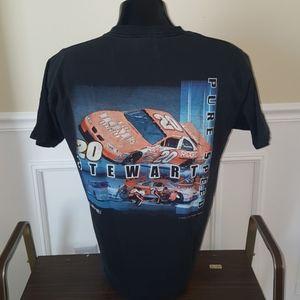 Vtg Tony Stewart shirt